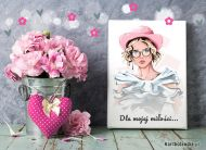 eKartki Miłość - Walentynki Dla mojej miłości!,
