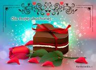 eKartki Miłość - Walentynki Dla mojej ukochanej,