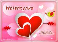 eKartki Miłość - Walentynki Dla mojej Walentynki,