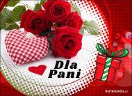 eKartki Miłość - Walentynki Dla Pani,
