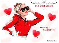 eKartki elektroniczne z tagiem: Walentynki Dla Walentego,