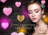 eKartki Miłość - Walentynki Jesteś wymarzona!,