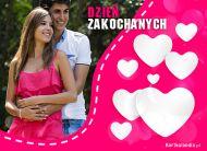 eKartki Miłość - Walentynki Kartka Dzień Zakochanych,