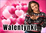 eKartki elektroniczne z tagiem: Walentynki Kartka wirtualna - Walentynki,