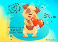 eKartki Miłość - Walentynki Miłosne pragnienie,