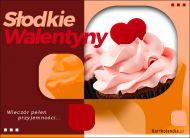 eKartki Miłość - Walentynki Słodkie Walentyny,