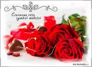 eKartki elektroniczne z tagiem: Róża Symbol miłości,
