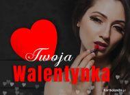 eKartki Miłość - Walentynki Twoja Walentynka,