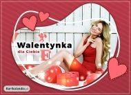 eKartki Miłość - Walentynki Walentynka dla Ciebie,