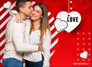 eKartki Miłość - Walentynki Walentynki - Love,
