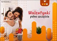 eKartki elektroniczne z tagiem: Prezent na Walentynki Walentynki pełne szczęścia!,