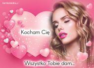 eKartki Miłość - Walentynki Wszystko Tobie dam!,