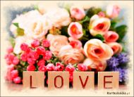 eKartki Miłość - Walentynki Wyraz mej miłości!,