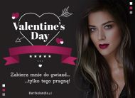 eKartki Miłość - Walentynki Zabierz mnie do gwiazd...,