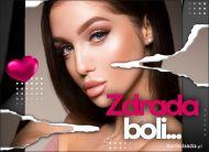 eKartki Miłość - Walentynki Zdrada boli!,