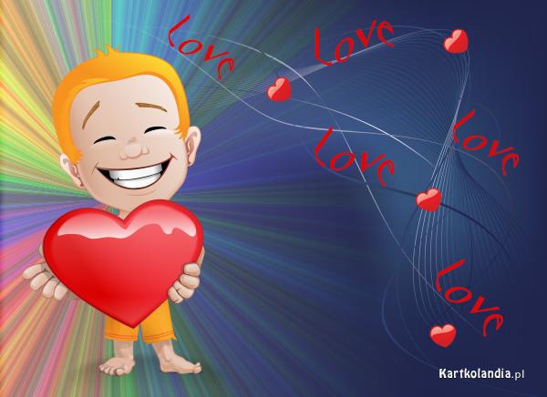 Tęczowa miłość