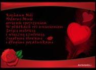 eKartki Miłość - Walentynki Kochany mój,