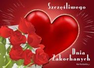 eKartki Miłość - Walentynki Dzień Zakochanych,