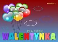 eKartki Miłość - Walentynki Przesyłam Walentynkę,
