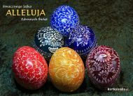 eKartki Wielkanoc Alleluja,