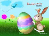 eKartki Wielkanoc Kartka z okazji Wielkanocy,