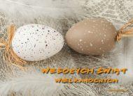 eKartki Wielkanoc Świąteczne wydmuszki,