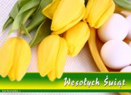 eKartki Wielkanoc Wesołych Świąt,