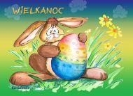 eKartki Wielkanoc Wielkanocne jajko,