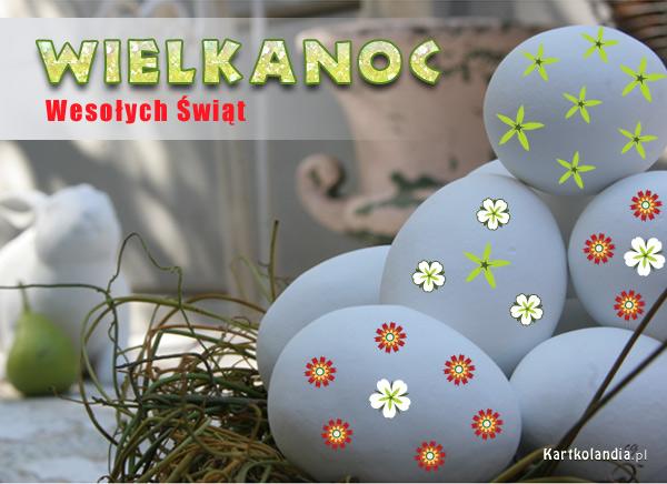 Jaja na Wielkanoc