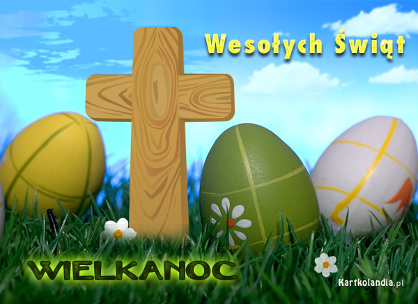 Wielkanocna e-Kartka
