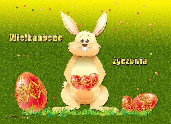 Wielkanocne ¿yczenia