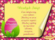 eKartki Wielkanoc Czas świąteczny,
