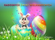 eKartki elektroniczne z tagiem: e-Kartka wielkanocna Jaja na Wielkanoc,