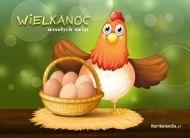 eKartki Wielkanoc Jaja wielkanocne,
