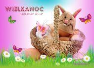 eKartki Wielkanoc Kosz wielkanocny,