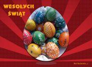eKartki Wielkanoc Kraszankowe jajo,