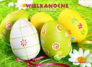 eKartki Wielkanoc Malowane święta,