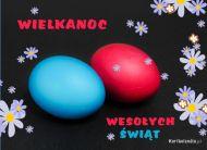 eKartki Wielkanoc Malowanki,