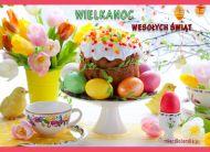eKartki Wielkanoc Przepiêknej Wielkanocy,
