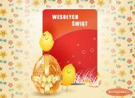 eKartki Wielkanoc Świąteczna kartka,