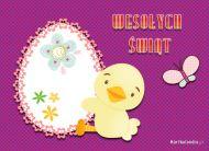 eKartki Wielkanoc Szczęście na Wielkanoc,