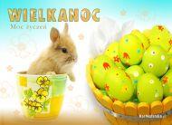 eKartki elektroniczne z tagiem: e-Kartka wielkanocna W czasie Wielkanocy,