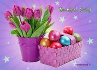 eKartki Wielkanoc Wielkanocna przesy³ka,
