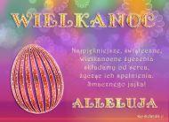 eKartki Wielkanoc Wielkanocne święto,