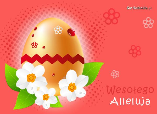 Wielkanocne Alleluja