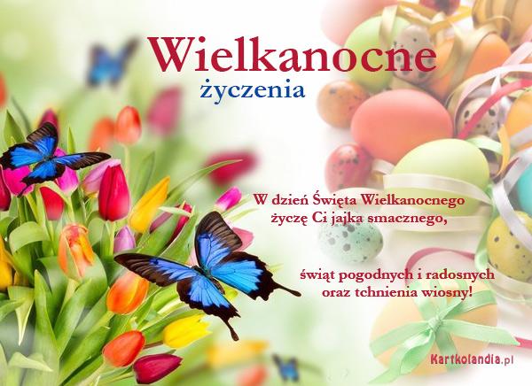 Wiosna na Wielkanoc