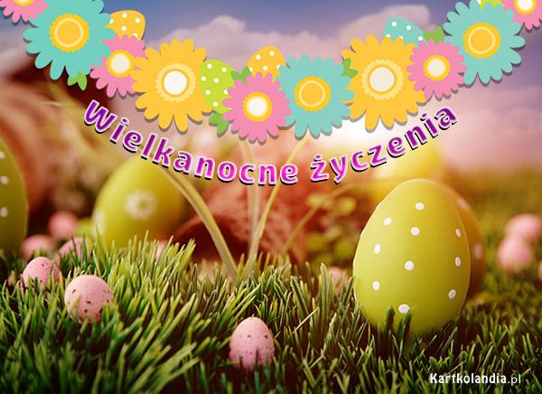 ¯yczenia na Wielkanoc