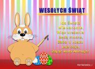 eKartki Wielkanoc E - kartka na Wielkanoc,