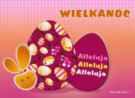eKartki Wielkanoc Jajeczka,