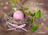 eKartki Wielkanoc Jajeczko dla Ciebie,